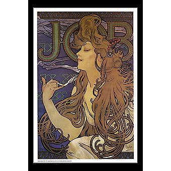 JOB Vintage Poster Print