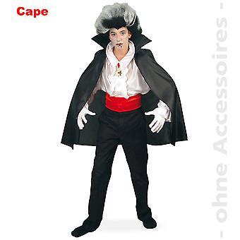 Vampir Darcula Cape Kinder Halloween Kostüm Draculakostüm Vampirumhang