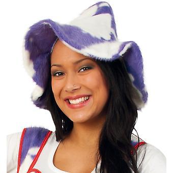 Vache de fourrure vache violette SEPPLHUT Hat Seppel