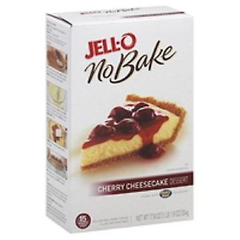 Jell-O No Bake Cherry Cheesecake