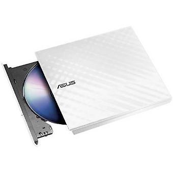 ASUS SDRW-08D2S externe DVD brander Retail USB 2.0 wit