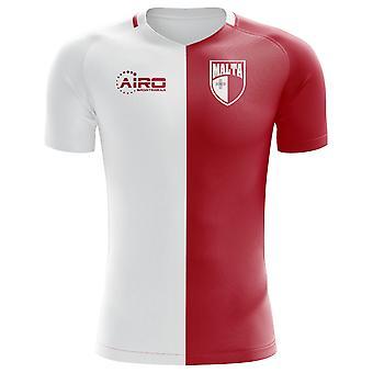 2018-2019 Malta Home Concept maglia da calcio (bambini)