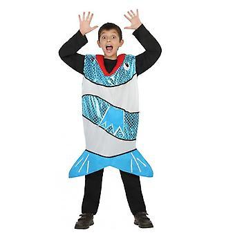 Kostium dzieci ryb zwierząt kostiumy dla dzieci