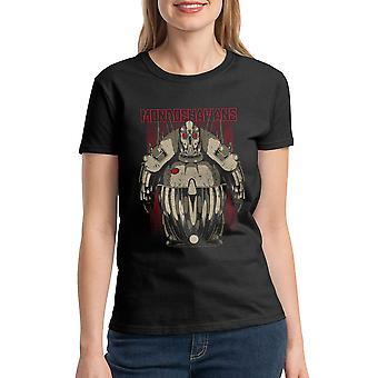 T-shirt noir le cinquième élément Mondoskawans féminin