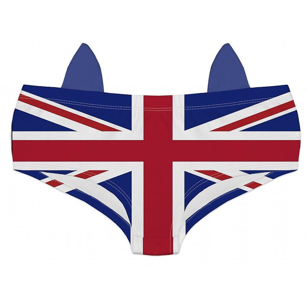 Union Jack Wear Union Jack Ladies Knickers - With Ears!