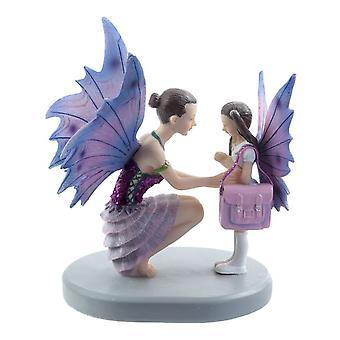 Natasha Faulkner redo för skolan Fairy statyett