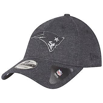 Nowa era 9Forty NFL Cap - New England Patriots JERSEY grafit