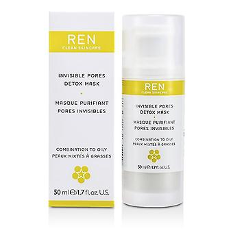 Ren onzichtbare poriën detox masker (voor combinatie tot vette huid)-50ml/1.7 oz