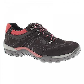 Waldläufer Hilvi Women's Lace Up Walking Trainer