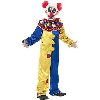 Goosebumps The Clown Costume with Jumpsuit, Large Age 10-12