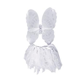 Anielskie skrzydła + zestaw Tutu