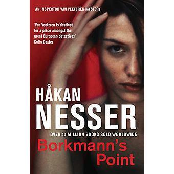 Borkmann Punkt (Neuauflage) von Hakan Nesser - 9780330492768 Buch