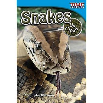 Slangen van dichtbij (vroeg vloeiend) (2e) door Christopher Blazeman - 978143