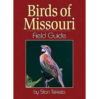 الطيور من ولاية ميسوري الميدانية عن طريق ستان تيكيلا-9781885061355 كتاب دليل