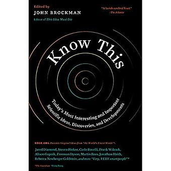 Wissen: Heute die interessantesten und wichtigsten wissenschaftlichen Ideen, Entdeckungen und Entwicklungen