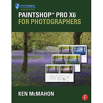 PaintShop Pro X6 för fotografer