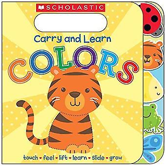 Voeren en te leren van kleuren