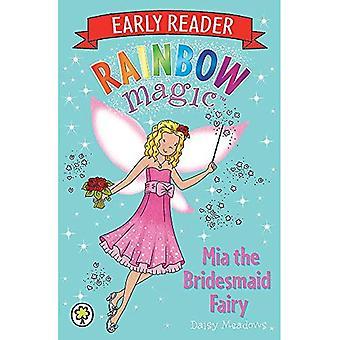 Rainbow Magic: Vroege Reader Mia de bruidsmeisje Fairy