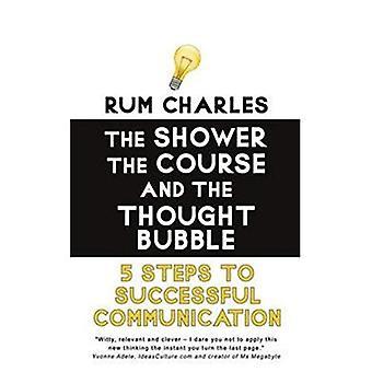 Duschen, kursen och tankebubbla: 5 steg till framgångsrik kommunikation