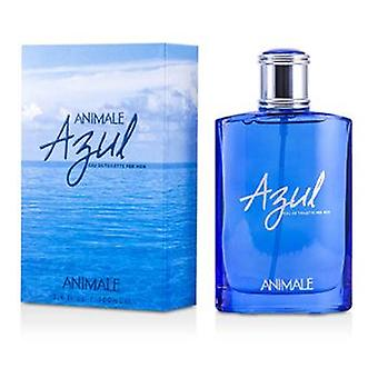 Animale Animale Azul Eau De Toilette Spray - 100ml/3.4oz