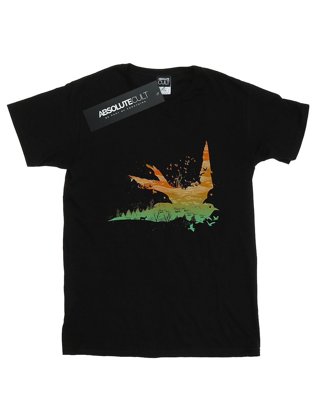 Dan Dingeroz Men's Nature Birds T-Shirt