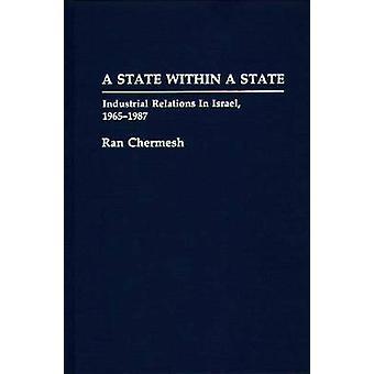 19651987 Chermesh ・蘭によってイスラエル共和国の州労使関係内の状態