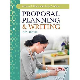 Voorstel plan schrijven door Miner & Jeremy