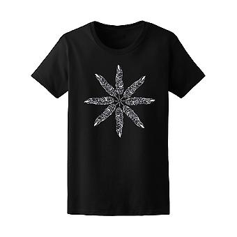 Feathers (Boho Style) Tee Men's -Image by Shutterstock