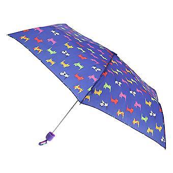 X-Brella Ladies/Women Colour Print Short Canopy Compact Umbrella