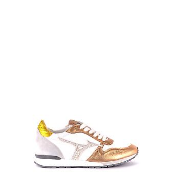 Mizuno Ezbc199008 Damen's Multicolor Leder Sneakers