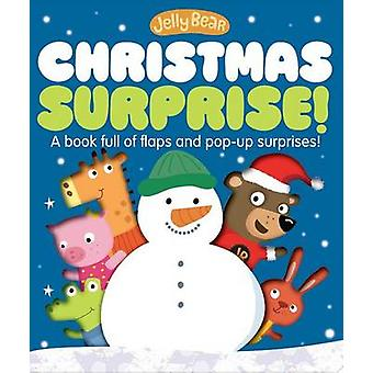 Jelly Bear Christmas Surprise by Stephanie Stansbie - Annette Heiberg