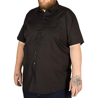 Duke Mens Aeron Kingsize Short Sleeve Classic Regular Shirt