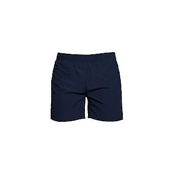 Gant Classic Fit Swim Shorts Navy