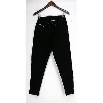 Diane Gilman Jeans Superstretch Easy Fit Jeggings Femmes noires 421-054