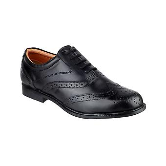 Amblers Mens Liverpool Oxford Brogue