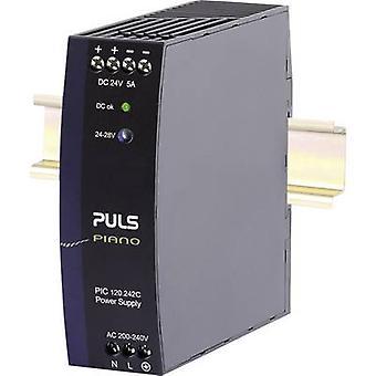 A PULS Piano binario PSU (DIN) 24 Vdc 5 A 120 W