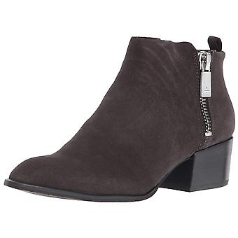 Addy Ouest Double Kenneth Cole New York féminines Zip talon bas Suede cheville Bo...