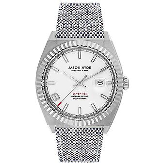Jason hyde i have a date watch for Women Analog Quartz with Clothing Bracelet JH30000