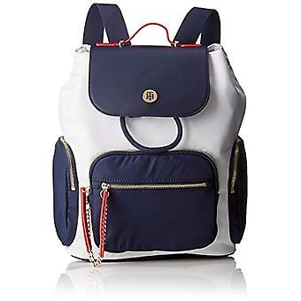 Tommy Hilfiger Core Nylon Rucksack - weiße Damen Einkaufstaschen (Corporate) 1x1x1 cm (B x H L)