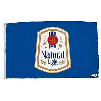 Natural Light Rowdy Gentleman Vintage Flag