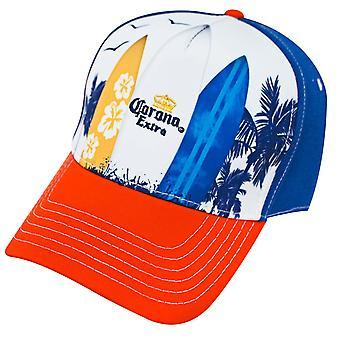 Corona Extra Surfboards Uomini's Cappello