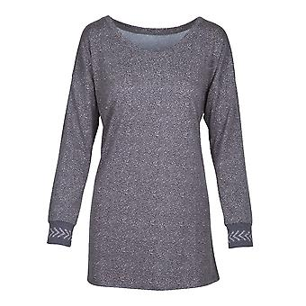 LingaDore 4426-228 Women-apos;s Myths Grey Loungewear Nightdress
