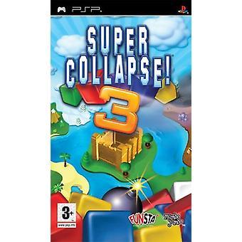 Super Collapse 3 (PSP) - New