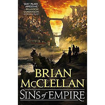 Sins of Empire by Brian McClellan - 9780316407229 Book