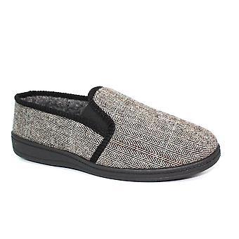 Goodyear lek herringbone volledige slipper