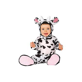 Toddlers Cow Farm Animal Fancy Dress Costume
