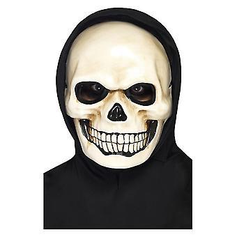 Skull Mask Fancy Dress Accessory
