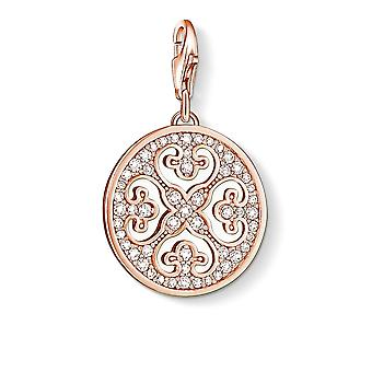 Thomas Sabo Charm Club Sterling Silber Ornament Charme 0994-416-14