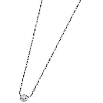 Necklace and pendant Lotus Style LP1272-1-1 - necklace and pendant silver classic woman