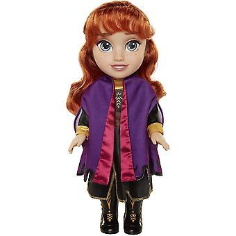 Frozen 2 Adventure Doll: Anna